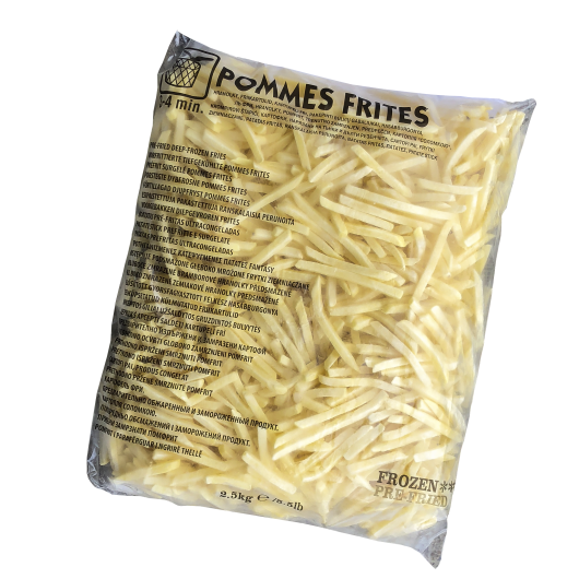 Frytki Pommes Frites 7mm 12kg PROMOCJA