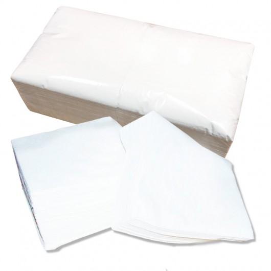 Serwetka biała 33x33 [500szt] PROMOCJA